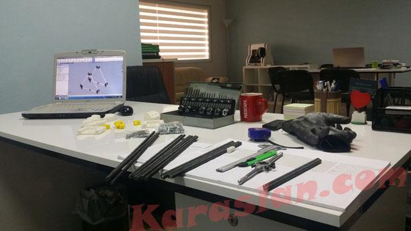 3d printer yapımı